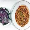 Linguine con Calamaretti e Pomodoro Pachino